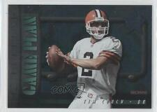 2000 Leaf Rookies & Stars Game Plan #GP-7 Tim Couch Cleveland Browns Card