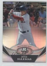 2011 Bowman Platinum Prospects Refractor BPP26 Jose Iglesias Boston Red Sox Card