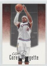 2004 SP Signature Edition 40 Corey Maggette Los Angeles Clippers Basketball Card
