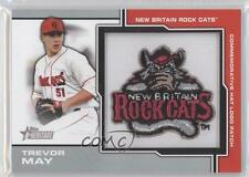 2013 Topps Heritage Minor League Edition #MP-TM Trevor May New Britain Rock Cats