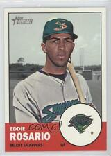 2012 Topps Heritage Minor League Edition #26 Eddie Rosario Beloit Snappers Card