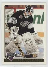 1993-94 O-Pee-Chee Premier Gold #109 Robb Stauber Los Angeles Kings Hockey Card