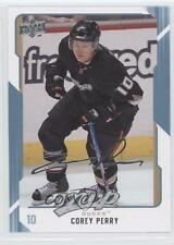 2008 Upper Deck MVP #2 Corey Perry Anaheim Ducks (Mighty of Anaheim) Hockey Card
