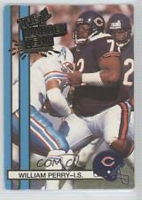1990 Action Packed The All-Madden Team #41 William Perry Chicago Bears Card