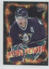 1996 Fleer Ultra Power #16 Teemu Selanne Anaheim Ducks (Mighty of Anaheim) Card