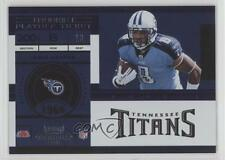 2011 Playoff Contenders Ticket #206 Jamie Harper Tennessee Titans Football Card