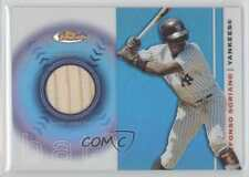 2003 Topps Finest Bat #FRB-AS Alfonso Soriano New York Yankees Baseball Card