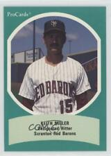 1990 ProCards Triple A All-Star Game #AAA7 Keith Miller Baseball Card