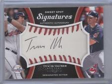 2008 Sweet Spot #S-TH Travis Hafner Cleveland Indians Auto Baseball Card