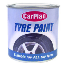 4x Tyre Paint 250ml TPT250 Tetrosyl Genuine Top Quality NEW MULTIBUY PACK SAVER