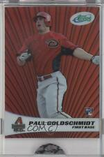 2011 eTopps #37 Paul Goldschmidt Arizona Diamondbacks Rookie Baseball Card