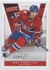 2010-11 Upper Deck Victory #98 Mike Cammalleri Montreal Canadiens Hockey Card