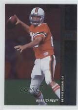 2012 SP Authentic 1994 #94SP2 Bernie Kosar Miami Hurricanes Football Card
