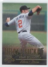 2011 Playoff Contenders Draft Tickets First Day Proof #DT38 Sean Gilmartin Card