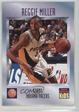 1992 1992-00 Sports Illustrated for Kids #336 Reggie Miller Indiana Pacers 1i8