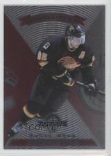 1997-98 Donruss Limited #104 Pavel Bure Alexander Mogilny Vancouver Canucks Card