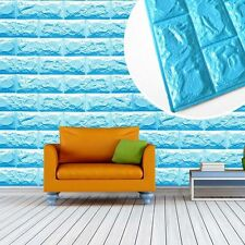 3D Brick Pattern Wallpaper Wall Background TV Bedroom Living Room Decor HF