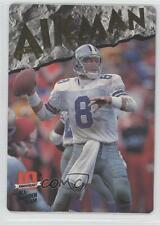 1993 Action Packed All-Madden Team Prototype #1 Troy Aikman Dallas Cowboys Card