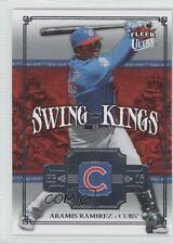 2007 Fleer Ultra Swing Kings #SK-AR Aramis Ramirez Chicago Cubs Baseball Card