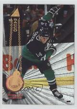1994-95 Pinnacle Rink Collection 232 Joe Sacco Anaheim Ducks (Mighty of Anaheim)