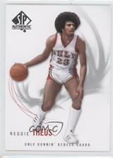 2010-11 SP Authentic #76 Reggie Theus UNLV Runnin' Rebels Basketball Card