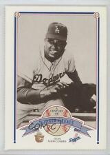 1989 Smokey Bear A Century of Dodger Greats #55 Don Newcombe Los Angeles Dodgers