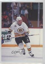 1991-92 Sports Action Boston Bruins #10 Ken Hodge Hockey Card