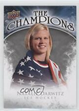 2009-10 Upper Deck The Champions #CH-ND Natalie Darwitz Team USA (National Team)
