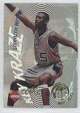 1996-97 Edge Key Kraze Draft Picks 24 Lorenzen Wright Memphis Tigers Rookie Card