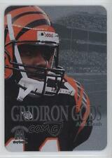 1999 Skybox Molten Metal Gridiron Gods Silver #20GG Akili Smith Football Card