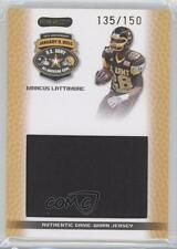 2010 Razor US Army All-American Bowl Jersey Swatch #JS-ML1 Marcus Lattimore U.S.