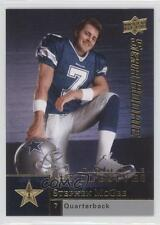 2009 Upper Deck Rookie Exclusives #32 Stephen McGee Dallas Cowboys Football Card