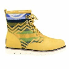 Sara Blond Ash Mid Ankle Lace Up UGG Boot Made in Australia JUMBUCK UGG Boot 8 L