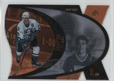1997-98 SPx Bronze 2 Teemu Selanne Anaheim Ducks (Mighty of Anaheim) Hockey Card