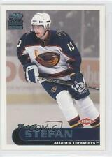 1999 Pacific Paramount Ice Blue #251 Patrik Stefan Atlanta Thrashers Hockey Card