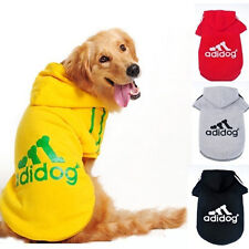 New Adidog Hoodie Cute Pet Warm Coat Costume Apparel PUPPY and SMALL DOGS CN