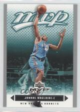 2003-04 Upper Deck MVP Silver #116 Jamaal Magloire New Orleans Hornets Card