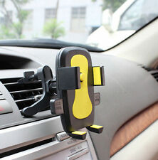 Car Air Vent Holder Stand Samsung Mobile Phone Hot Mount Cradle for iPhone