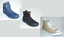 100%CONVERSE ALL STAR Classic HIGH Men's Women's shoes Leather Canvas Chucks