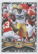2012 Topps Camo Military #183 Ryan Grant Green Bay Packers Football Card