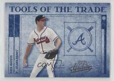 2003 Playoff Absolute Memorabilia Tools of the Trade #TT-5 Greg Maddux Card