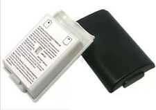 New High Battery Pack Cover Shell Case Kit for Xbox 360 Wireless Controller