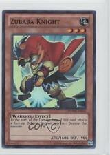 2013 Yu-Gi-Oh! Number Hunters #NUMH-EN016 Zubaba Knight YuGiOh Card