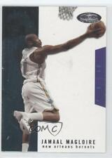 2003-04 Hoops Hot Prospects 21 Jamaal Magloire New Orleans Hornets Pelicans Card