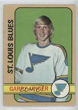 1972-73 Topps #35 Garry Unger St. Louis Blues Hockey Card