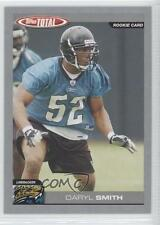 2004 Topps Total Silver #341 Daryl Smith Jacksonville Jaguars Football Card