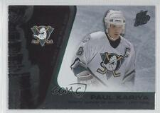 2002 Pacific Quest for the Cup #2 Paul Kariya Anaheim Ducks (Mighty of Anaheim)