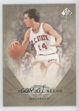 2012 SP Authentic Canvas Collection Gold #CC-28 Vinny Del Negro Basketball Card