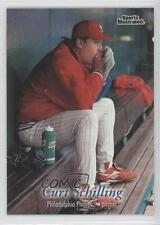 1997 Fleer Sports Illustrated #91 Curt Schilling Philadelphia Phillies Card