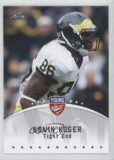 2012 Leaf Young Stars #98 Kevin Koger Michigan Wolverines Rookie Football Card